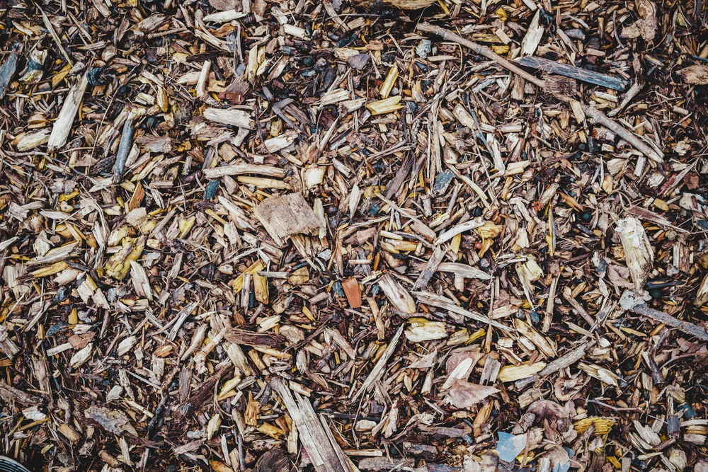 Do wood chips turn into dirt